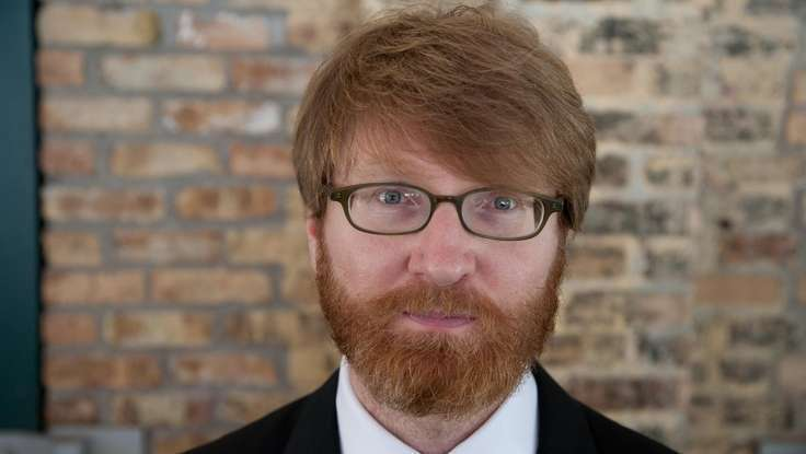 "Chuck Klosterman: A ""Reasonable"", ""Interesting"", ""Real Deal"" Sports Speaker"